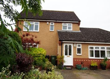 Thumbnail 3 bed link-detached house for sale in Snowdrop Drive, Attleborough
