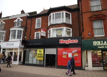 Thumbnail Retail premises for sale in 32-33 Market Place, Great Yarmouth, Norfolk