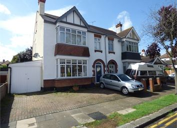 Thumbnail 4 bedroom semi-detached house for sale in Cheltenham Drive, Leigh On Sea, Leigh On Sea
