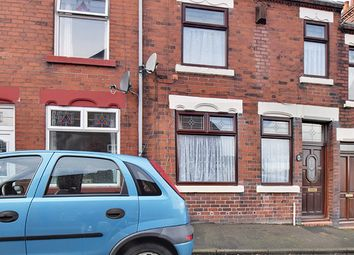Thumbnail 3 bed terraced house for sale in Albert Street, Bignall End, Stoke-On-Trent, Staffordshire