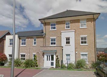 Thumbnail 2 bed flat for sale in Rowditch Furlong, Milton Keynes