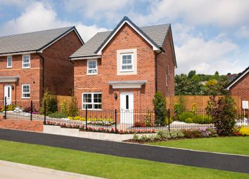 "Thumbnail 4 bedroom detached house for sale in ""Kingsley"" at Black Scotch Lane, Mansfield"