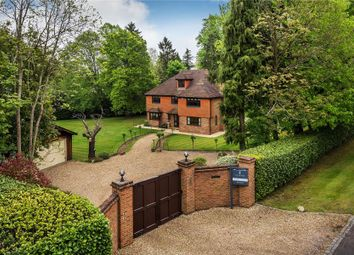 Thumbnail 6 bed detached house to rent in Pyle Hill, Woking