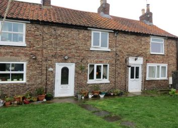 Thumbnail 2 bed cottage to rent in Freers Yard, Norton, Malton