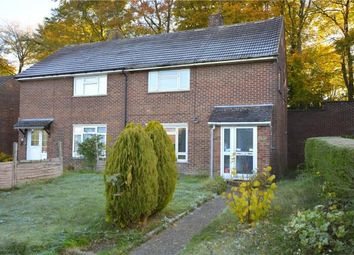 Thumbnail 3 bed semi-detached house for sale in Longfield Road, Winchester, Hampshire
