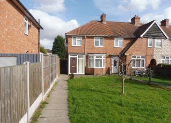 Thumbnail 3 bedroom property to rent in Mapleton Grove, Birmingham