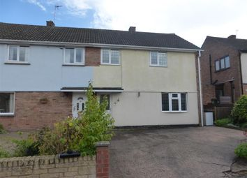 Thumbnail 3 bed semi-detached house to rent in Parkfield Crescent, Appleby Magna, Swadlincote
