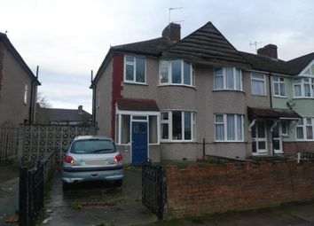 Thumbnail 3 bed end terrace house to rent in High Street, Feltham