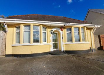 Thumbnail 2 bed bungalow for sale in The Crescent, Fairwater, Cardiff
