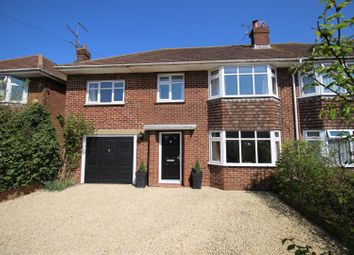 Thumbnail 4 bedroom semi-detached house for sale in Nythe Road, Swindon