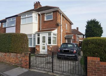 Thumbnail 3 bed semi-detached house for sale in Vernon Grove, Scarborough