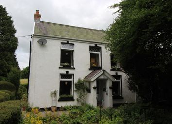 Thumbnail 3 bed detached house for sale in Maesybont Road, Llanelli, Carmarthenshire