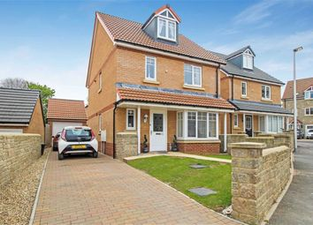 Thumbnail 4 bedroom detached house for sale in York Rise, Bideford