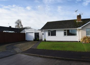 Thumbnail 2 bed semi-detached bungalow for sale in Cherry Close, Bridgwater