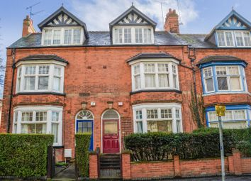 Thumbnail 5 bedroom terraced house for sale in Victoria Park Road, Clarendon Park, Leicester