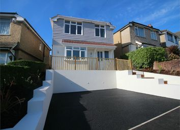 Thumbnail 3 bed detached house for sale in Layton Road, Poole, Dorset