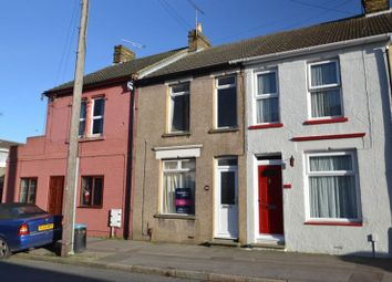 Thumbnail 3 bed terraced house to rent in High Street, Milton Regis, Sittingbourne