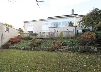 Thumbnail 4 bed detached bungalow for sale in Park Drive, Lanark