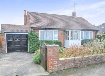 Thumbnail 2 bed detached bungalow for sale in Scotton Grove, Knaresborough