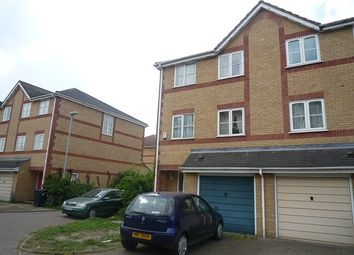 Thumbnail 4 bed town house to rent in Livesey Close, Kingston Upon Thames