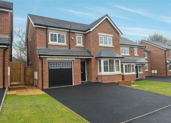 Thumbnail 4 bedroom detached house for sale in Green Lane/Manchester Rd, Great Lever, Bolton, Lancashire