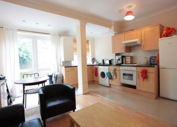 Thumbnail 4 bed maisonette to rent in Galloway Road, London