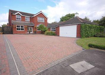 Thumbnail 5 bed detached house for sale in Bradgate Drive, Ripley