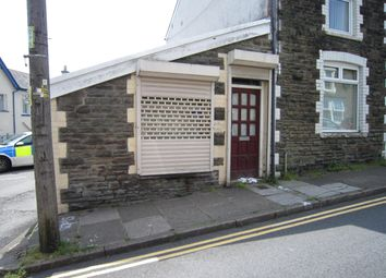 Thumbnail Studio for sale in Cross Street, Bargoed