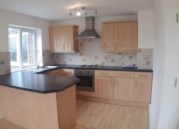 Thumbnail 2 bed flat to rent in Lake Road, Hadston, Northumberland