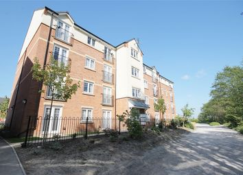 Thumbnail 2 bed flat for sale in Hucklow Drive, Warrington