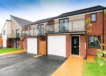 Thumbnail 3 bedroom detached house to rent in Osprey Walk, Great Park, Newcastle Upon Tyne