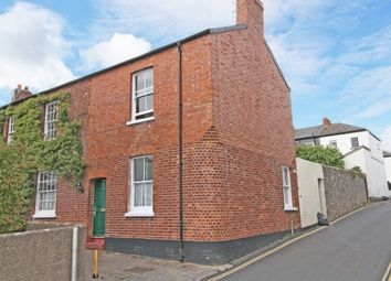 Thumbnail 2 bed end terrace house to rent in Follett Road, Topsham, Exeter
