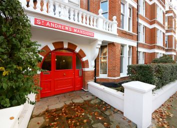 Thumbnail 3 bedroom flat for sale in St Andrews Mansions, St Andrews Road, West Kensington, London