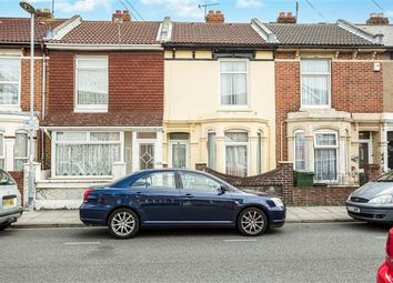 Thumbnail 2 bedroom terraced house for sale in Cornwall Road, Portsmouth