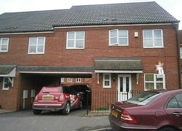 Thumbnail 4 bed town house to rent in Chatsworth Road, Corby