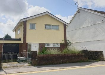 Thumbnail 3 bed detached house for sale in Pandy Road, Aberkenfig, Bridgend County.