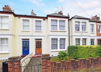 Thumbnail 3 bed terraced house for sale in Faraday Road, London