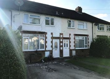 Thumbnail 3 bed terraced house for sale in Park Drive, Baldock, Hertfordshire, England