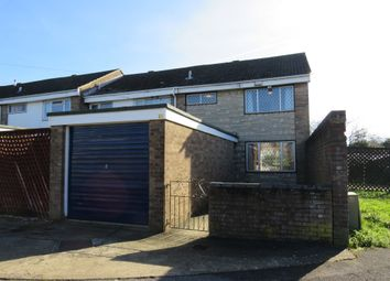 Thumbnail 3 bed end terrace house for sale in Williamson Way, Littlemore, Oxford