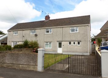Thumbnail 3 bed semi-detached house to rent in Bryngwenllian, Whitland, Carmarthenshire.