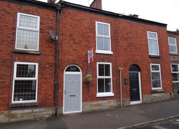 Thumbnail 2 bed terraced house for sale in Buxton Road, Macclesfield