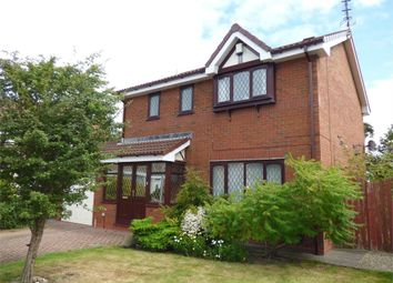 Thumbnail 4 bed detached house for sale in Loxley Place, Thornton-Cleveleys, Lancashire