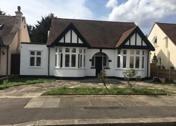 Thumbnail 4 bed bungalow to rent in Budoch Drive, Goodmayes, Ilford