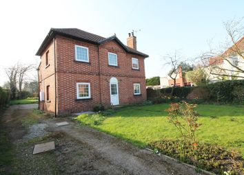 Thumbnail 4 bed detached house to rent in Kirklington Road, Eakring, Newark