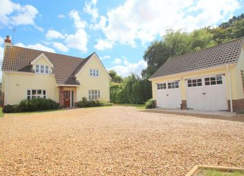 Thumbnail 4 bed detached house for sale in The Green, Upton, Norwich