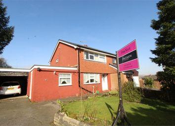 Thumbnail 3 bed semi-detached house for sale in Moorside Road, Tottington, Bury, Lancashire