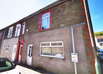 Thumbnail 1 bed flat to rent in Ilan Road, Abertridwr, Caerphilly