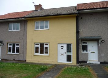 Thumbnail 2 bed terraced house to rent in Trevone Square, Murton, Seaham