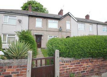 Thumbnail 3 bedroom terraced house for sale in Northfield Road, Bootle