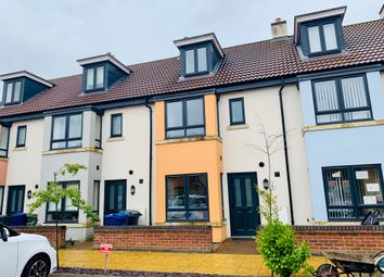 Thumbnail 3 bed terraced house for sale in Canal Court, Saxilby, Lincoln